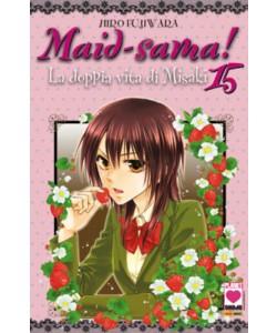 Maid-Sama! - N° 15 - La Doppia Vita Misaki (M18) - Manga Kiss Planet Manga