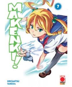 Maken-Ki! - N° 7 - Maken-Ki! - Manga Zero Planet Manga