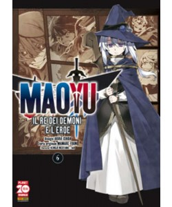 Maoyu (M18) - N° 6 - Il Re Dei Demoni E L'Eroe - Manga Icon Planet Manga