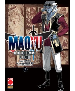 Maoyu (M18) - N° 9 - Il Re Dei Demoni E L'Eroe - Manga Icon Planet Manga
