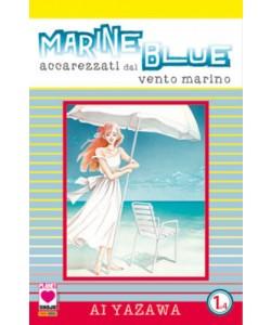 Marine Blue - N° 1 - Accarezzati Dal Vento Marino - Planet Pink Planet Manga