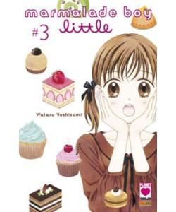 Marmalade Boy Little - N° 3 - Marmalade Boy Little - Manga Rainbow Planet Manga