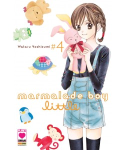 Marmalade Boy Little - N° 4 - Marmalade Boy Little - Manga Rainbow Planet Manga