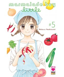 Marmalade Boy Little - N° 5 - Manga Rainbow 5 - Planet Manga