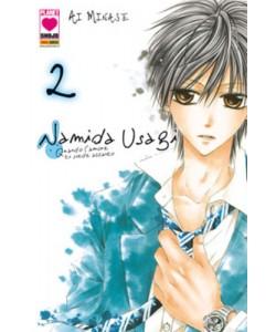 Namida Usagi - N° 2 - Quando L'Amore Ti Siede Accant0 - Planet Pink Planet Manga