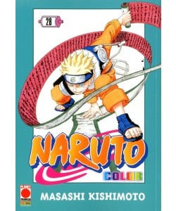 Naruto Color - N° 28 - Naruto Color - Planet Manga