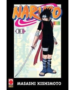 Naruto Color - N° 36 - Naruto Color - Planet Manga