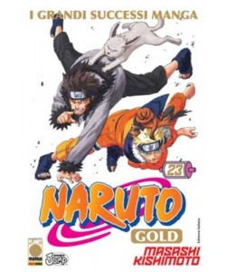 Naruto Gold - N° 23 - Naruto Gold - Planet Manga