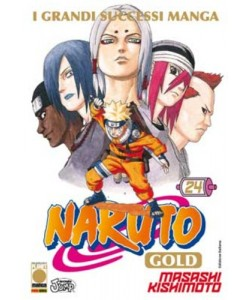 Naruto Gold - N° 24 - Naruto Gold - Planet Manga