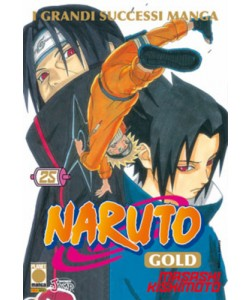 Naruto Gold - N° 25 - Naruto Gold - Planet Manga