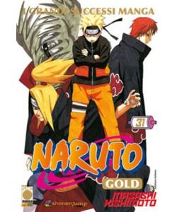 Naruto Gold - N° 31 - Naruto Gold - Planet Manga