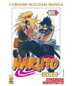 Naruto Gold - N° 40 - Naruto Gold - Planet Manga