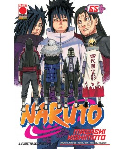 Naruto Il Mito - N° 65 - Naruto Il Mito - Planet Manga