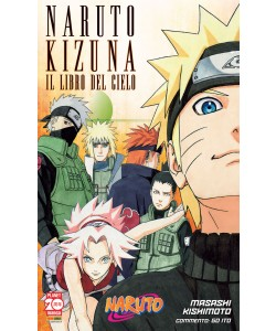 Naruto Kizuna - N° 1 - Il Libro Del Cielo - Planet Manga