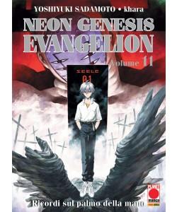 Neon Genesis Evangelion - N° 11 - Neon Genesis Evangelion (M14) - Planet Manga