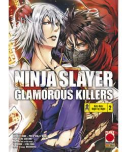 Ninja Slayer - N° 3 - Last Girl Standing (Part 2) - Powers Planet Manga