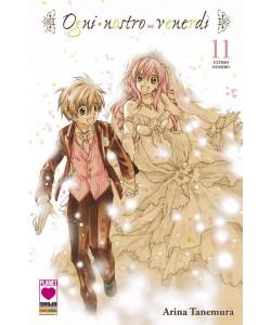 Ogni Nostro Venerdi' (M11) - N° 11 - Ogni Nostro Venerdi' - Manga Moon Planet Manga