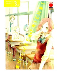 One Week Friends - N° 3 - One Week Friends (M7) - Planet Ai Planet Manga