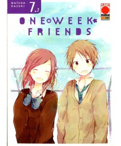 One Week Friends - N° 7 - One Week Friends (M7) - Planet Ai Planet Manga