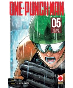 One-Punch Man - N° 5 - One-Punch Man - Manga One Planet Manga