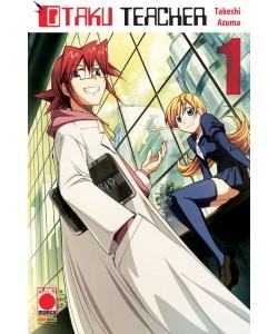 Otaku Teacher - N° 1 - Otaku Teacher - Sakura Planet Manga