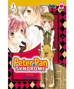 Peter Pan Syndrome - N° 1 - Peter Pan Syndrome (M2) - Collana Planet Planet Manga
