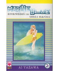 Planet Pink - N° 2 - Accarezzati Dal Vento Marino - Planet Pink Planet Manga
