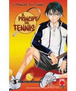 Principe Del Tennis - N° 3 - Il Principe Del Tennis (M42) - Manga Storie Nuova Serie Planet Manga