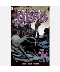 The walking dead - Fumetto