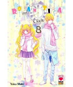 Romantica Clock - N° 8 - Romantica Clock - Yume Planet Manga