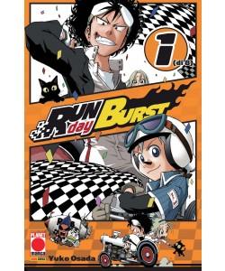 Run Day Burst - N° 1 - Run Day Burst (M8) - Planet Manga