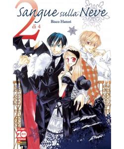 Sangue Sulla Neve - N° 2 - Sangue Sulla Neve (M4) - Manga Heart Planet Manga