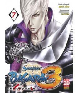 Sengoku Basara 3 - N° 7 - Bloody Angel - Manga One Planet Manga