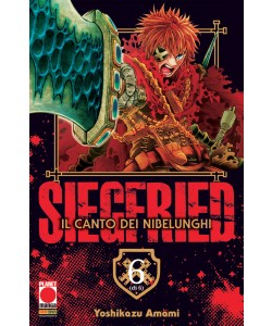 Siegfried - N° 6 - Il Canto Dei Nibelunghi (M6) - Sakura Planet Manga