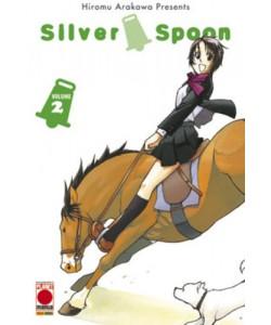 Silver Spoon - N° 2 - Silver Spoon - Manga Life Planet Manga