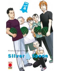 Silver Spoon - N° 4 - Silver Spoon - Manga Life Planet Manga