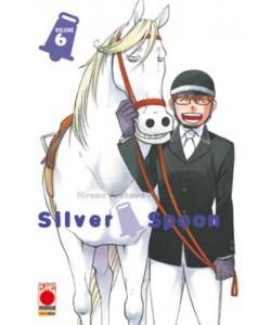 Silver Spoon - N° 6 - Silver Spoon - Manga Life Planet Manga