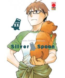 Silver Spoon - N° 11 - Silver Spoon - Manga Life Planet Manga
