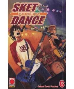 Sket Dance - N° 6 - Sket Dance (M32) - Planet Manga