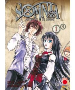 Somnia Artefici Di Sogni - N° 1 - Somnia Artefici Di Sogni (M4) - Planet Manga