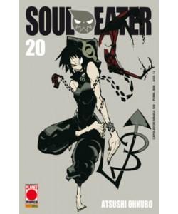 Soul Eater - N° 20 - Soul Eater - Capolavori Manga Planet Manga