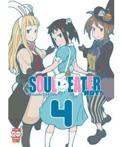 Soul Eater Not! - N° 4 - Soul Eater Not! - Capolavori Manga Planet Manga