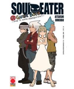 Soul Eater Super Guide Book - How To Make Deathscythe? - Capolavori Manga Planet Manga