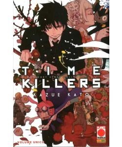 Time Killers - Manga Graphic Novel 95 - Manga Graphic Novel Planet Manga