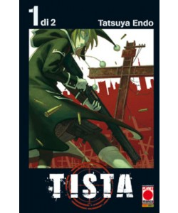 Tista - N° 1 - Tista (M2) - Collana Japan Planet Manga
