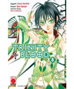 Trinity Blood - N° 8 - Trinity Blood - Collana Japan Planet Manga