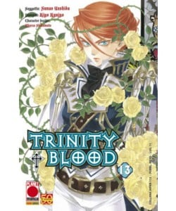 Trinity Blood - N° 13 - Trinity Blood - Collana Japan Planet Manga