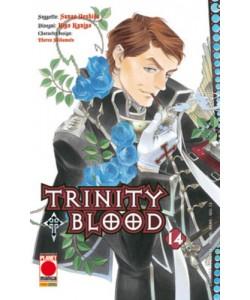 Trinity Blood - N° 14 - Trinity Blood - Collana Japan Planet Manga