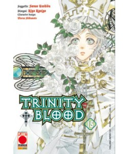 Trinity Blood - N° 15 - Trinity Blood - Collana Japan Planet Manga