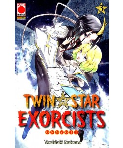 Twin Star Exorcists - N° 3 - Twin Star Exorcists - Manga Rock Planet Manga